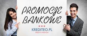Najlepsze promocje bankowe wrzesień 2020